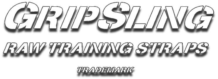 GripSling Raw Training Straps